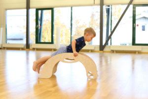 rocking toys educational toys improves coordination and body awareness - Schaukeltiere pädagogisches Spielzeug verbessert Koordination und Körpergefühl