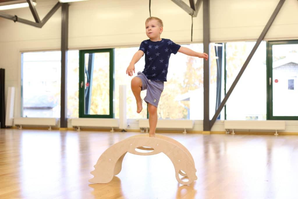 rocking toys educational toys promotes a sense of balance - Schaukeltiere pädagogisches Spielzeug fördert das Gleichgewichtsgefühl