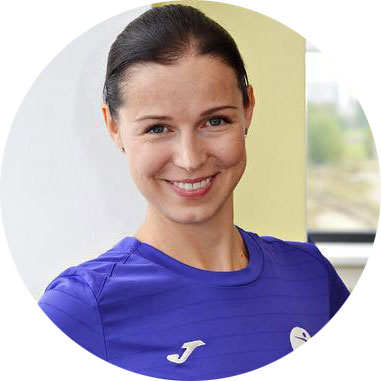 Physiotherapist / Physiotherapeutin Signe Valgemäe