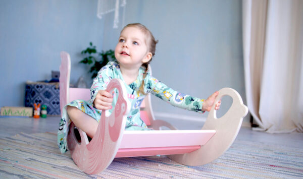 rocking toy flamingo - Schaukeltier Flamingo