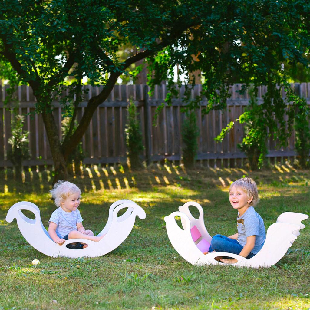 rocker toy jumbo for kids - Schaukelelefant für Babys und Kleinkinder