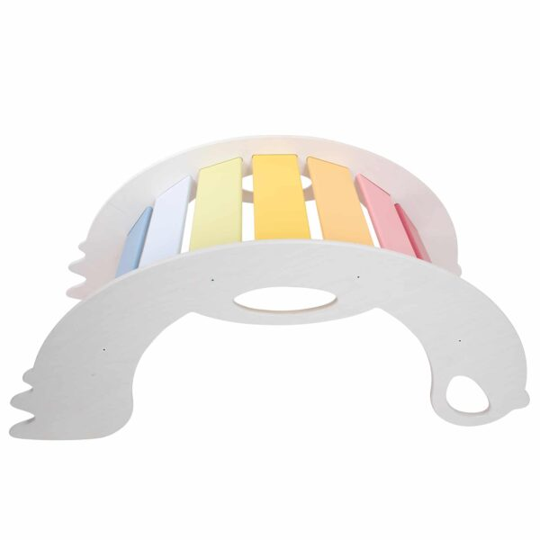 rocking toy for toddler white