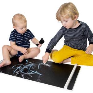 Sliding Board chalkboard - Kreidetafel Rutschbrett