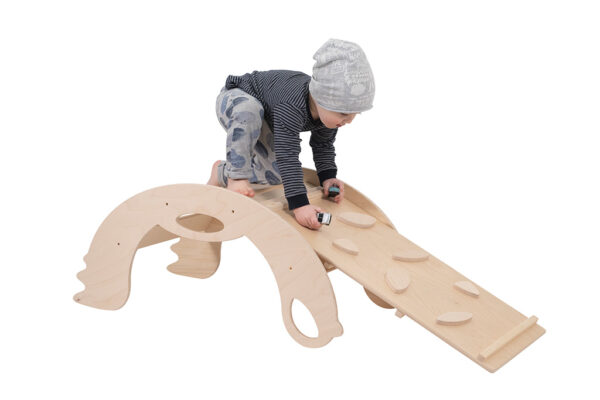 Natural Climbing toys for toddlers