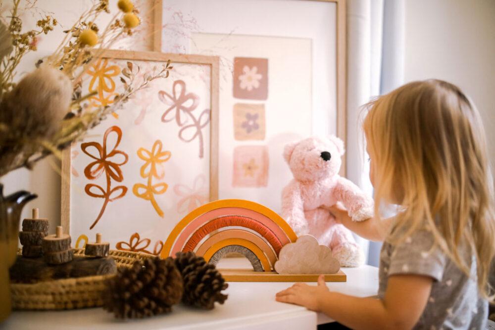 Montessori Toys for girls - montessori spielzeug 1 jahr