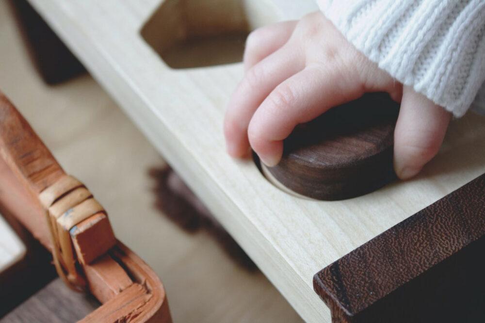 Montessori Toys for toddlers - montessori spielzeug 1 jahr