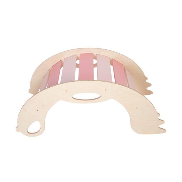 Rocker toy birdie pink - Schaukeltier Birdie pink für Kleinkinder